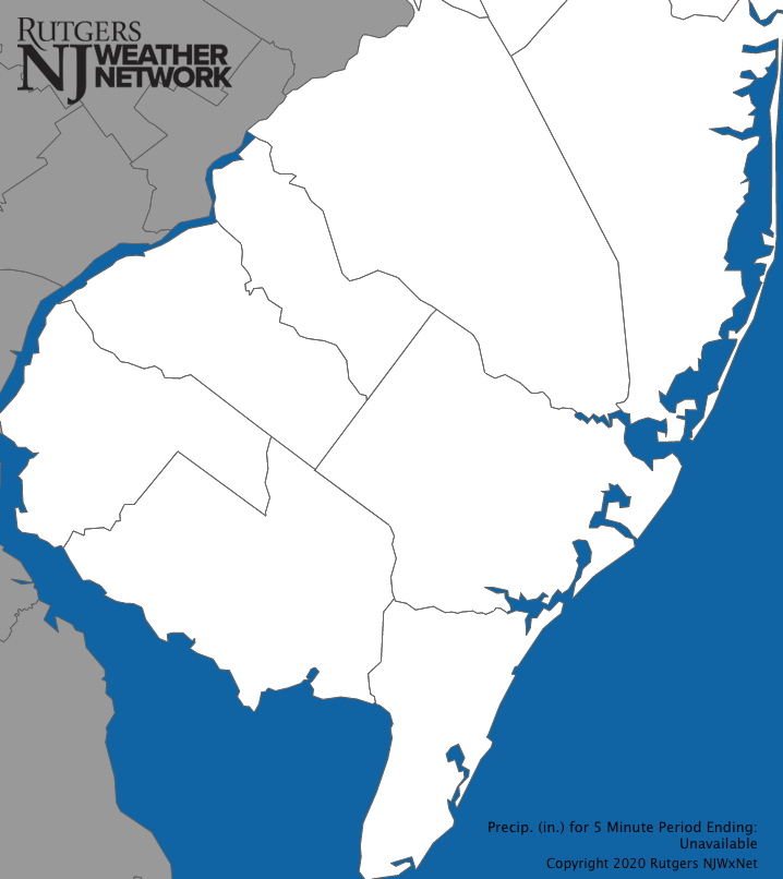 Southern New Jersey Precipitation